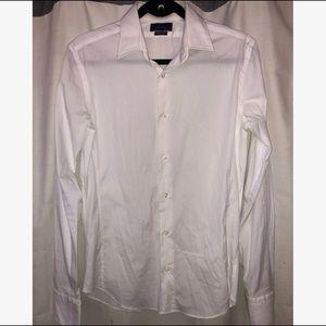 Zara Basic Super Slim Fit Shirt
